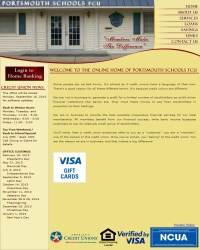 Portsmouth Schools Federal Credit Union