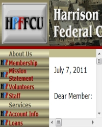 Harrison Police & Firemen's Federal Credit Union