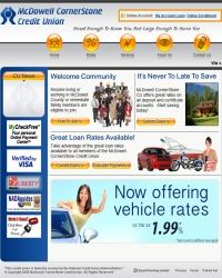 Mcdowell Cornerstone Credit Union