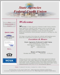 State Agencies Federal Credit Union