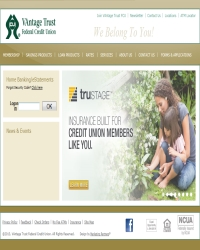 Vantage Trust Federal Credit Union