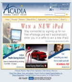 Acadia Federal Credit Union