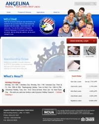 Angelina  Employees Credit Union