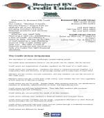 Brainerd B. N. Credit Union