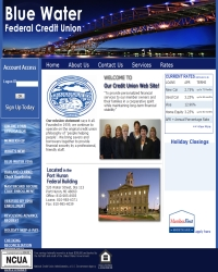 Blue Water Federal Credit Union