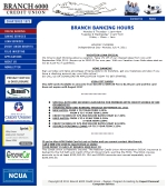 Branch 6000 Nalc Credit Union