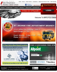 Baton Rouge Fire Department Federal Credit Union