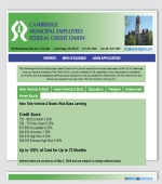 Cambridge Municipal Employees Federal Credit Union