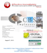 C B S Employees Federal Credit Union