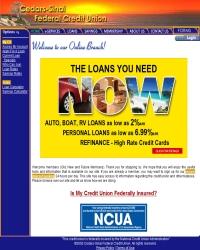Cedars-sinai Federal Credit Union