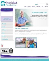 County Schools Federal Credit Union