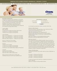 Orem City Employees Federal Credit Union