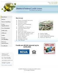 District #6 Federal Credit Union