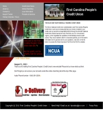 First Carolina People's Credit Union
