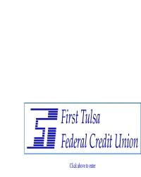 First Tulsa Federal Credit Union