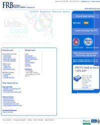 F R B Federal Credit Union
