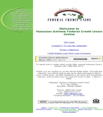 Hawaiian Airlines Federal Credit Union