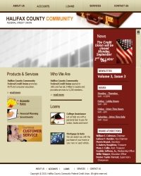 Halifax County Community Federal Credit Union