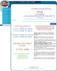 Ibew Local Union 712 Federal Credit Union