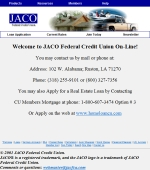 Jaco Federal Credit Union