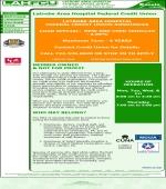 Latrobe Area Hospital Federal Credit Union