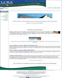 Lcra Credit Union