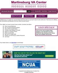 Martinsburg V.a. Center Federal Credit Union