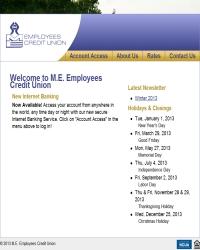 M.e. Employees Credit Union