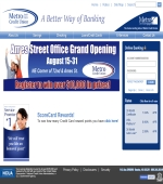 Metro Health Services Federal Credit Union