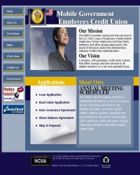 Mobile Government Emp. Credit Union