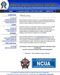 Molex Employees Federal Credit Union