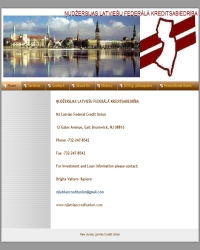 N. J. Latvian Federal Credit Union