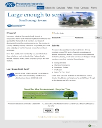 Processors-industrial Community Credit Union