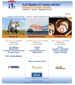 Plattsburgh City School District Federal Credit Union