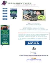 Prospectors Fcu Federal Credit Union
