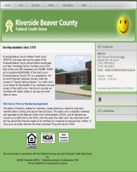 Riverside Beaver County Federal Credit Union