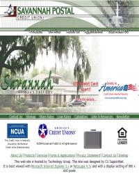 Savannah Postal Credit Union
