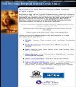 Self Memorial Hospital Federal Credit Union