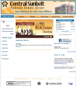Central Sunbelt Federal Credit Union