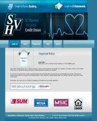 St. Vincent Hospital Credit Union