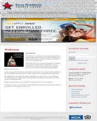Texas Workforce Credit Union