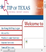 Tip Of Texas Federal Credit Union