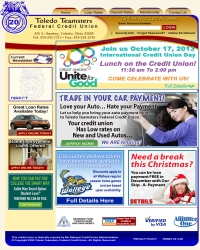 Toledo Teamsters Federal Credit Union