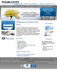 Tyler City Employees Credit Union