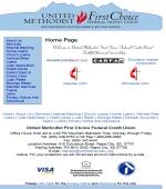 United Methodist First Choice Federal Credit Union