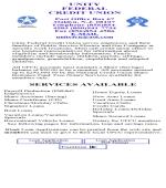 Unity Federal Credit Union