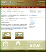 Vasco Federal Credit Union
